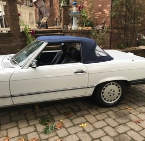 1986 Mercedes-Benz 560SL for sale 101151970