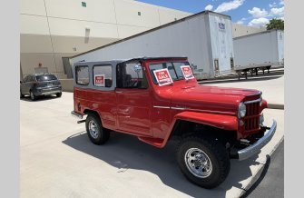 1954 Willys Other Willys Models for sale 101152016