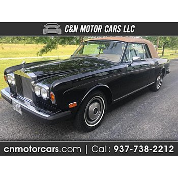 1978 Rolls-Royce Corniche for sale 101152040