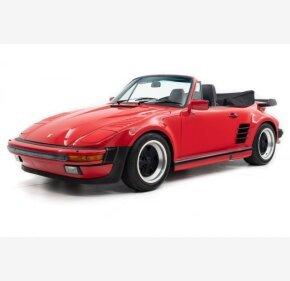 1988 Porsche 911 Turbo Cabriolet for sale 101152048