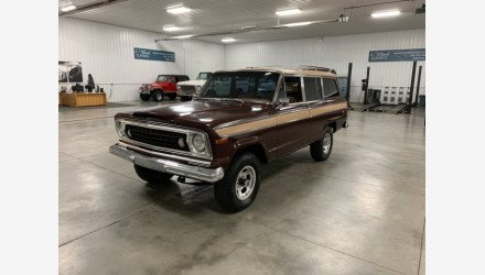 1977 Jeep Wagoneer for sale 101152050