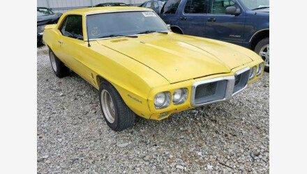 1969 Pontiac Firebird for sale 101152184