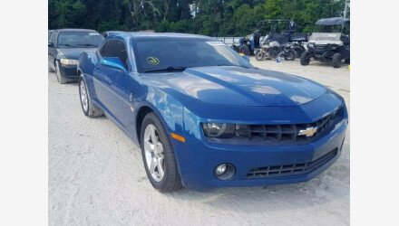 2010 Chevrolet Camaro LT Coupe for sale 101152197
