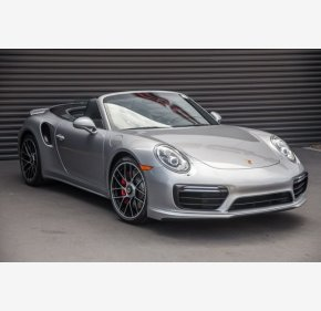 2017 Porsche 911 Cabriolet for sale 101152445