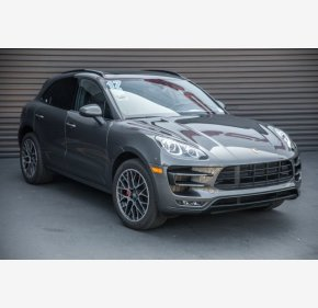2017 Porsche Macan Turbo for sale 101152447