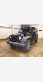 2014 Jeep Wrangler 4WD Unlimited Sport for sale 101152551