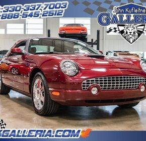2004 Ford Thunderbird for sale 101152563