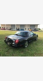 2002 Ford Thunderbird for sale 101152564