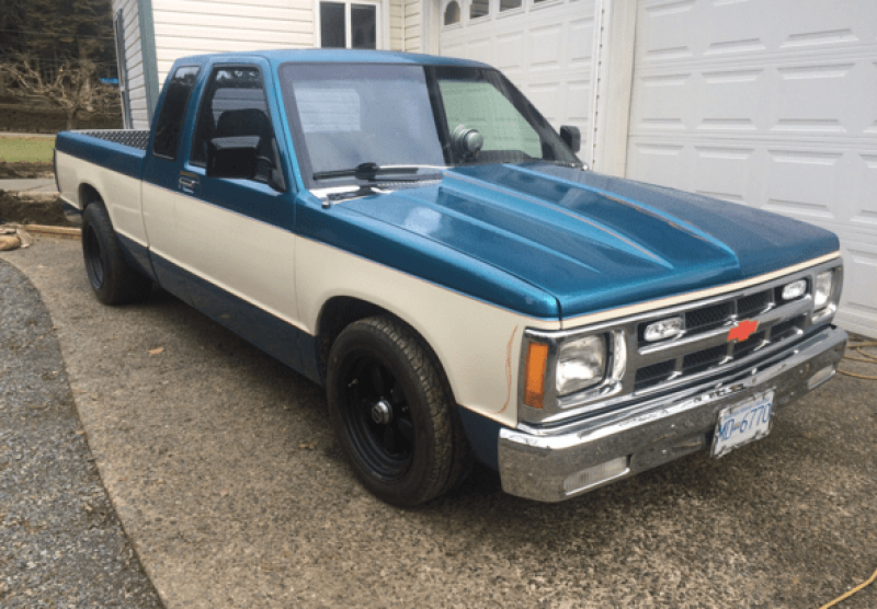 Chevrolet S10 Pickup Classics for Sale - Classics on Autotrader