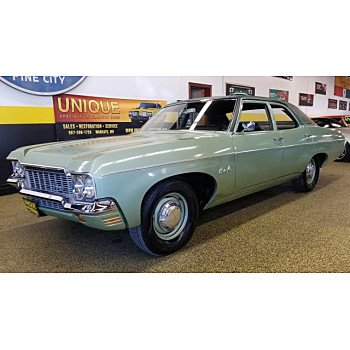 1970 Chevrolet Bel Air for sale 101152606
