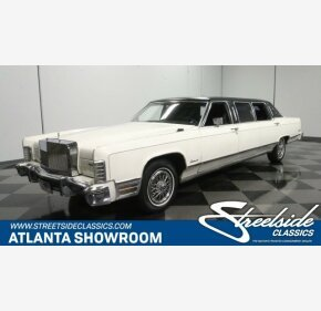 1975 Lincoln Continental for sale 101152638
