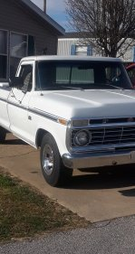 1975 Ford F100 2WD Regular Cab for sale 101152656