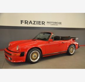 1983 Porsche 911 SC Cabriolet for sale 101152658