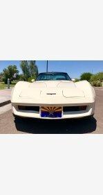 1981 Chevrolet Corvette Coupe for sale 101152790