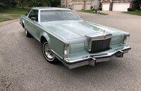 1977 Lincoln Mark V for sale 101152807