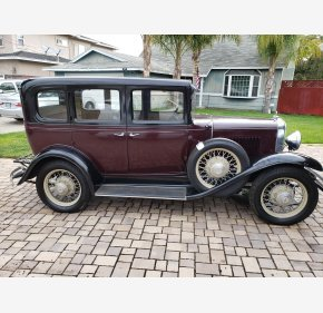1931 Chevrolet Series AE for sale 101152900