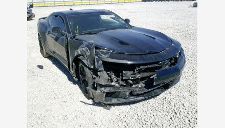 2017 Chevrolet Camaro SS Coupe for sale 101153000
