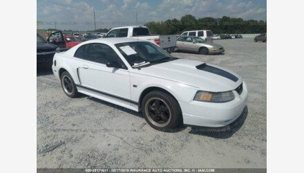 2003 Ford Mustang GT Coupe for sale 101153093