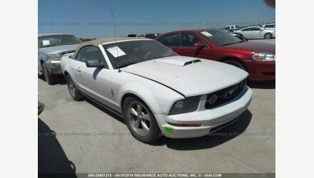 2007 Ford Mustang Convertible for sale 101153203