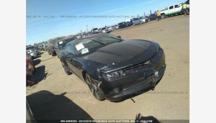 2015 Chevrolet Camaro LS Coupe for sale 101153221