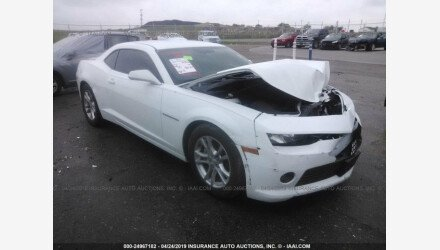 2015 Chevrolet Camaro LT Coupe for sale 101153228