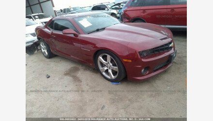 2010 Chevrolet Camaro SS Coupe for sale 101153229