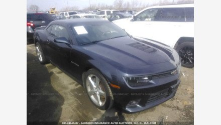 2014 Chevrolet Camaro SS Coupe for sale 101153230
