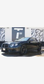 2014 Bentley Continental GT V8 S Coupe for sale 101153277