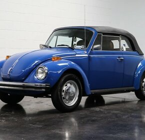 1978 Volkswagen Beetle Convertible for sale 101153295