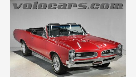 1966 Pontiac GTO for sale 101153306