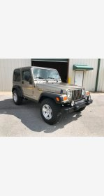2006 Jeep Wrangler 4WD Rubicon for sale 101153310