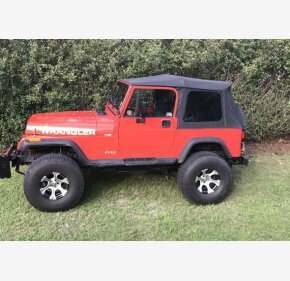 1993 Jeep Wrangler for sale 101153364