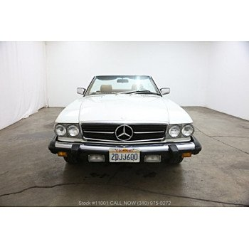 1982 Mercedes-Benz 380SL for sale 101153392