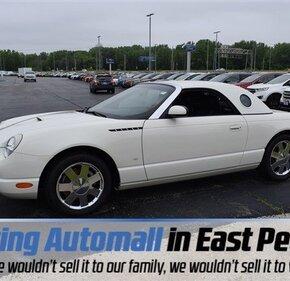 2003 Ford Thunderbird for sale 101153401