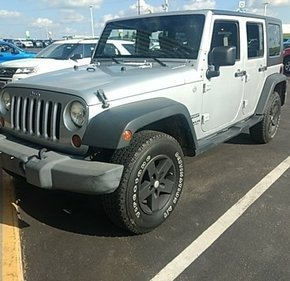 2010 Jeep Wrangler 4WD Unlimited Sport for sale 101153402