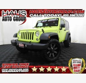 2016 Jeep Wrangler 4WD Sport for sale 101153453