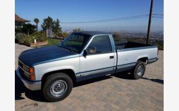 1990 Chevrolet Silverado 2500 2WD Regular Cab for sale 101153458