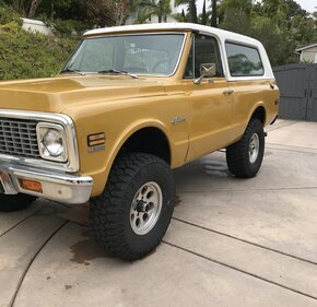 1971 Chevrolet Blazer 4WD 2-Door for sale 101153487