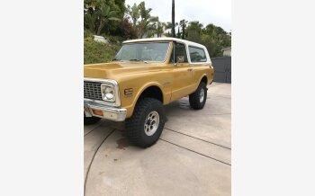 1971 Chevrolet Blazer 4WD 2-Door for sale 101153487
