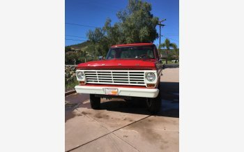 1967 Ford F250 4x4 Regular Cab for sale 101153525