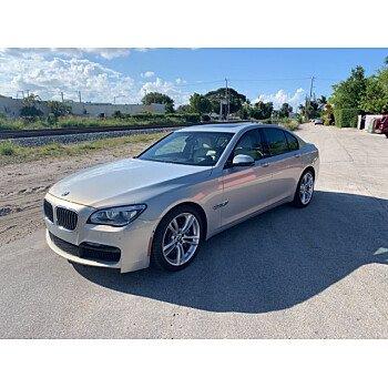2015 BMW 750i xDrive for sale 101153529
