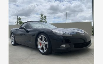 2007 Chevrolet Corvette Convertible for sale 101153535