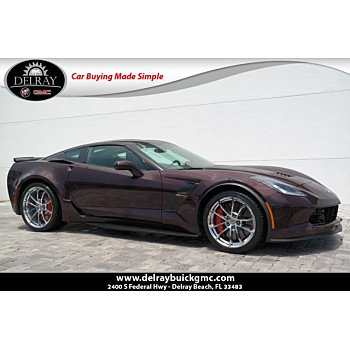 2017 Chevrolet Corvette Grand Sport Coupe for sale 101153538