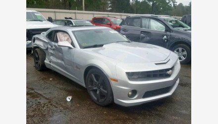 2010 Chevrolet Camaro SS Coupe for sale 101153541