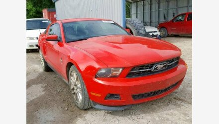 2012 Ford Mustang Coupe for sale 101153581