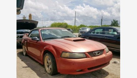 2001 Ford Mustang GT Convertible for sale 101153594