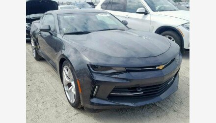 2018 Chevrolet Camaro LT Coupe for sale 101153598