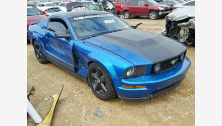 2008 Ford Mustang GT Coupe for sale 101153663