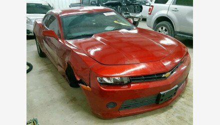 2015 Chevrolet Camaro LS Coupe for sale 101153670