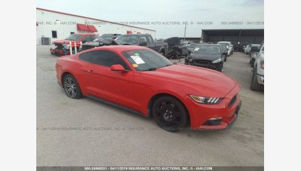 2017 Ford Mustang Coupe for sale 101153773